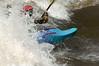 Surfing on Gunnison river