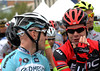 Levi Leipheimer ( 3rd Tour de France 2007 ) -  Cadel Evans ( 2011 Tour de France winner )