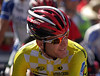 Levi Leipheimer , USA proc cycling challenge 2011 winner wearing the yellow jacket