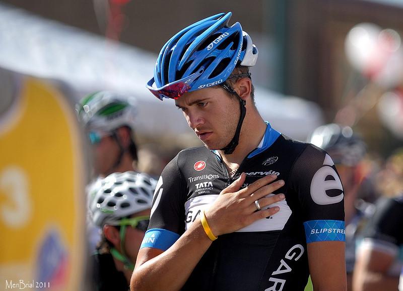 Tom Danielson ( 9th Tour de  France 2011)