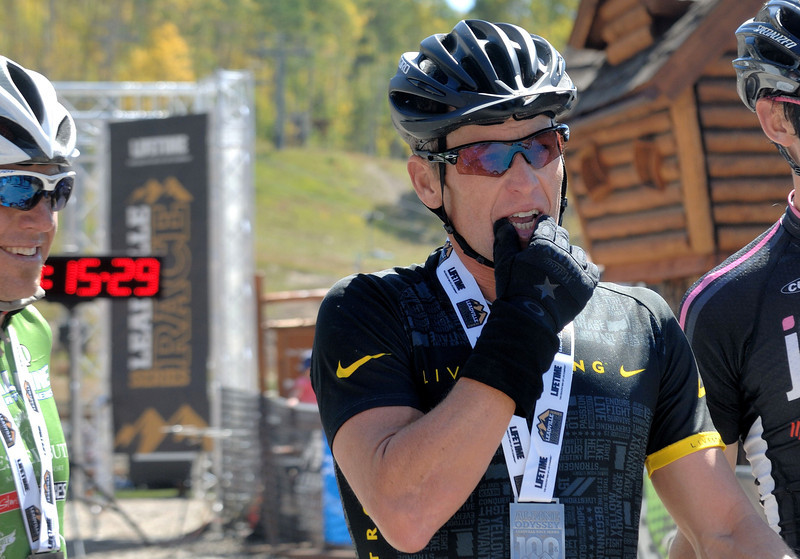 Alpine Odyssey 2012 - After the race