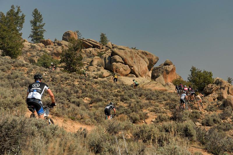 Half Growler Race ( Gunnison 2012)