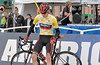 Tejay  Van Garderen concentrating before stage 3 start (Gunnison-Aspen )
