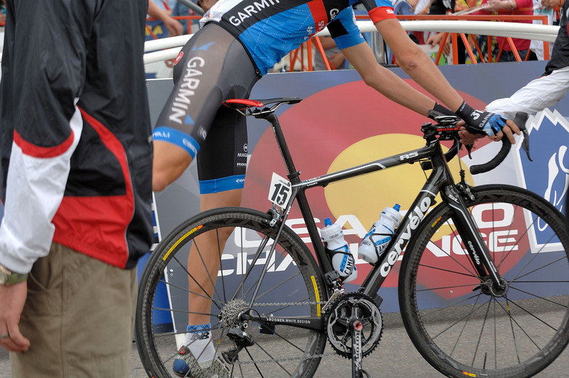 Peter Stetina bike ( Team Garmin )