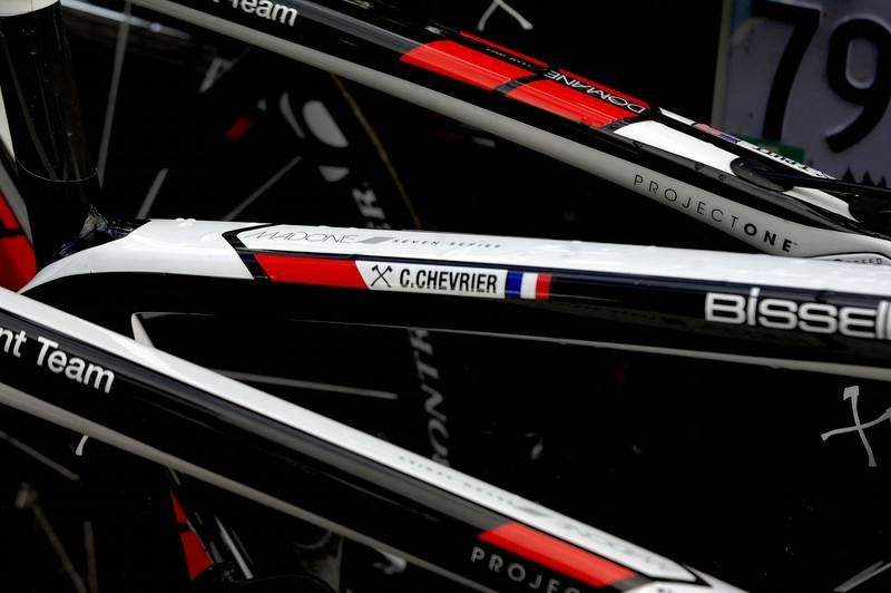 Clement  Chevrier  Bike