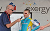 Janez Brajkovic .5th overall in Usa Pro Challenge 2012
