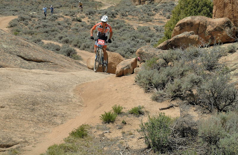 Half Growler Race ( Gunnison 2012 )...Cole Adam 34th 3h 31mn 37s