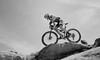 Black & White Rider