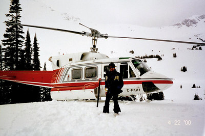 Canada- Helicopter Skiing, The Purcells (BC and Alberta)