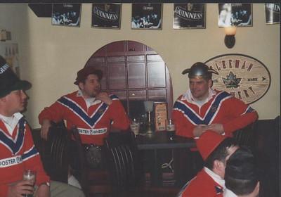 Canada Tour 2002
