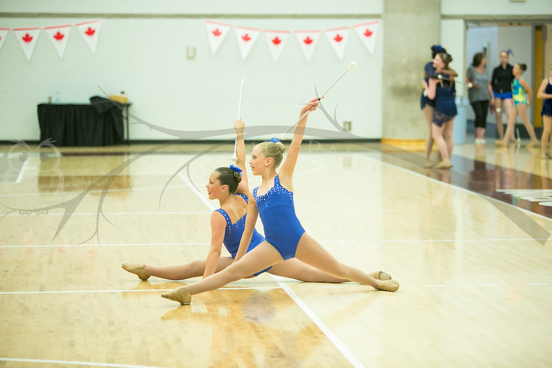 Duet Preliminary and Maple Leaf Open