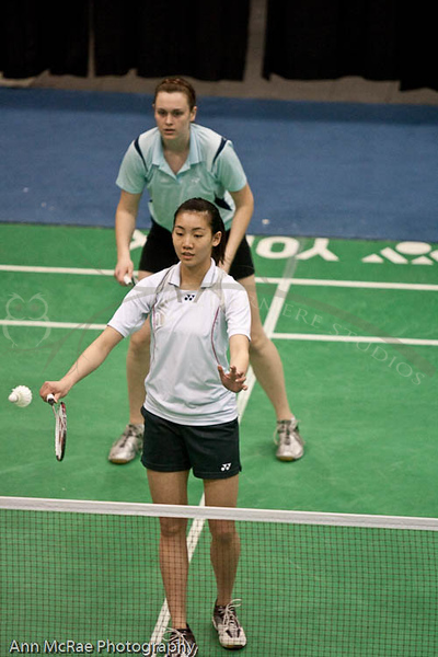 Badminton Olympians!