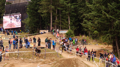 Canadian Open DH 2nd to 10th