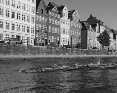Canal Swimming in Copenhagen