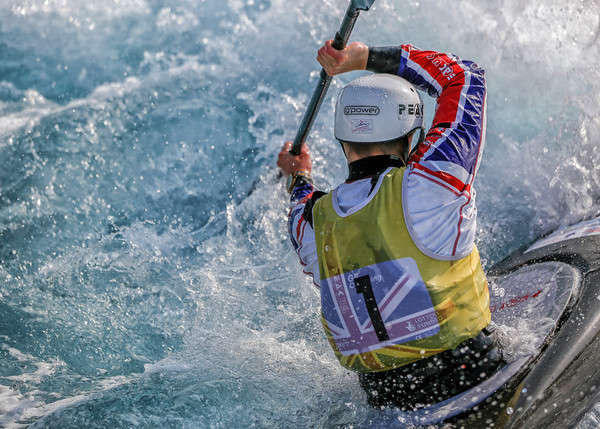 GB Selections 2014 - K1W - Day 2 - Final