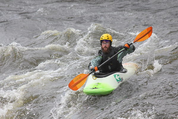 2015 Souadabscook Canoe Race Camera Two
