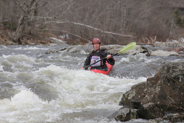 Marsh Stream Canoe Race 2015 Camera Two