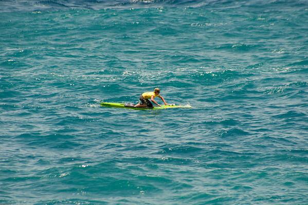 Molokai to Oahu Paddleboard Race 2009 (set 3)