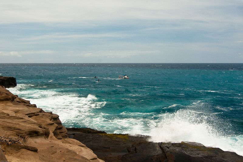 Molokai to Oahu Paddleboard Race 2009-70