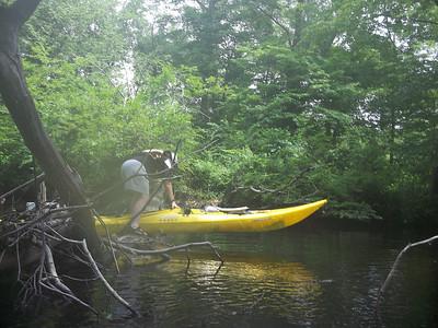 2013 CT river/ seldon Island