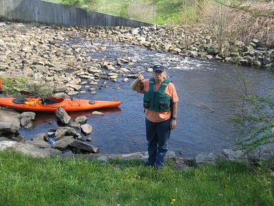 Kayaking with Tai