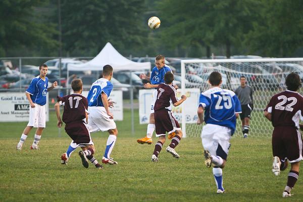 Capital Boys Soccer - 2008