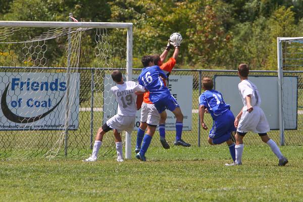 Capital Boys Soccer - 2009