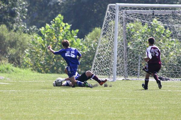 Capital Boys Soccer - 2010