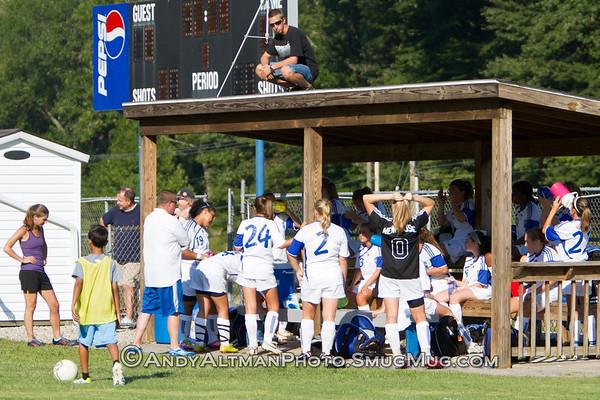 Capital Girls Soccer - 2011