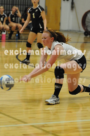 Capital H.S. Sophmore volleyball B