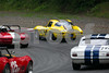 Vintage Car Races at Pacific Raceways