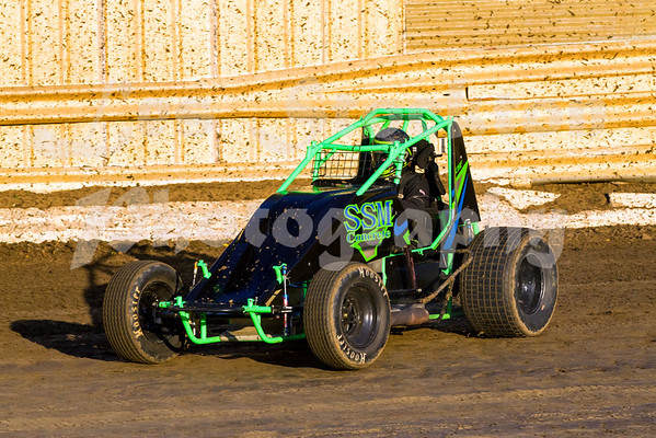 2016.08.18 - Racing at Creek County Speedway