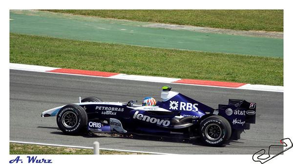 Barcelona F1 2007
