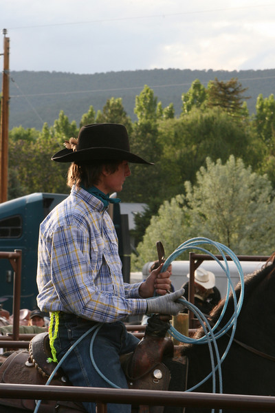 unknown Carbondale Wildwest Rodeo