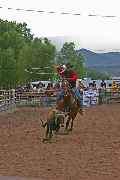 Matt Nieslanik Carbondale Wildwest Rodeo