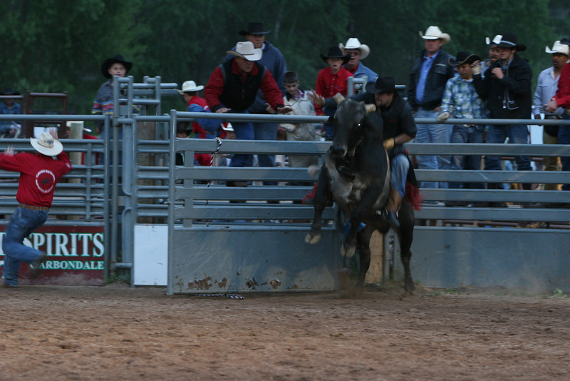 carbondale wildwest rodeo