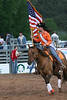 Rodeo queen at carbondale wildwest rodeo