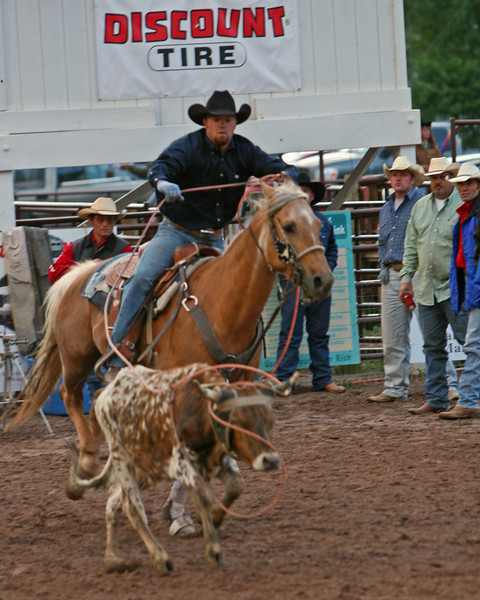 Cortney Jenkins Carbondale Wildwest Rodeo