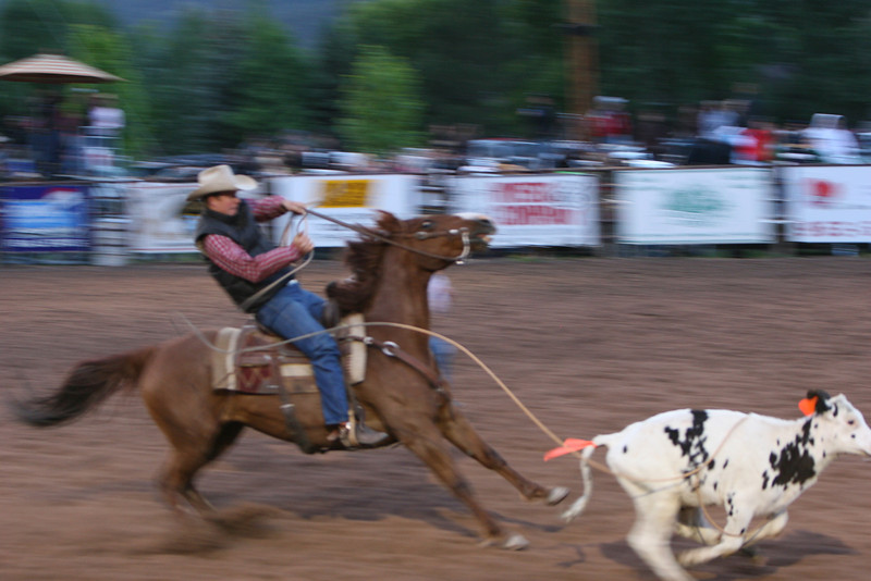 Matt Turnbull Carbondale Wildwest Rodeo
