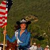 Rodeo Queen Caitlyn Kinney