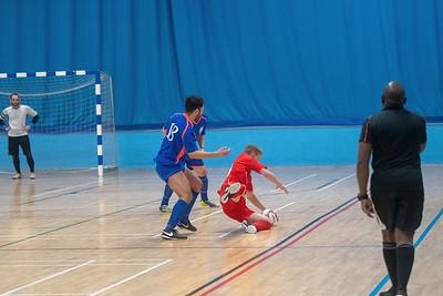 Cardiff Uni vs Inter Cardiff