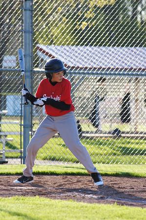 Cardinal Heating Baseball - May 16, 2011