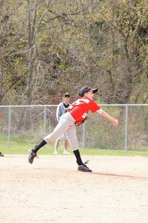 Cardinal Heating Baseball - May 7, 2011