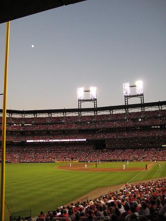 Cardinals Game--July 2009