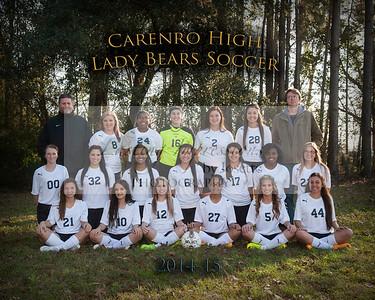 Girls Soccer Team copy