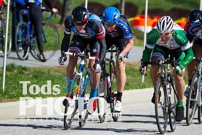 Carl Dolan: Dean in the 45+ sprint
