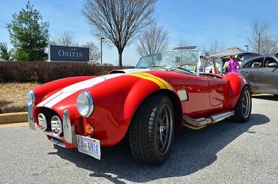 Carl Dolan: love this pace car
