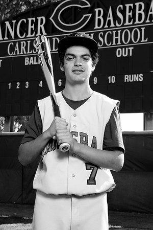 Carlsbad 2012 Baseball