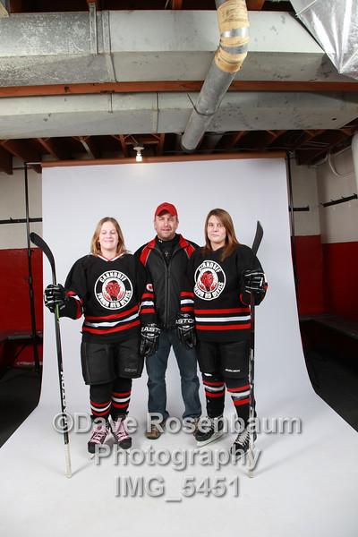 Carnduff Red Devils Extras