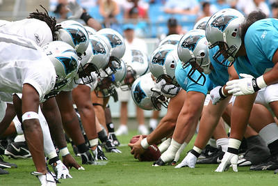Carolina Panthers FanFest Sept. 2006